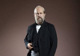 No. 20 James Abram Garfield