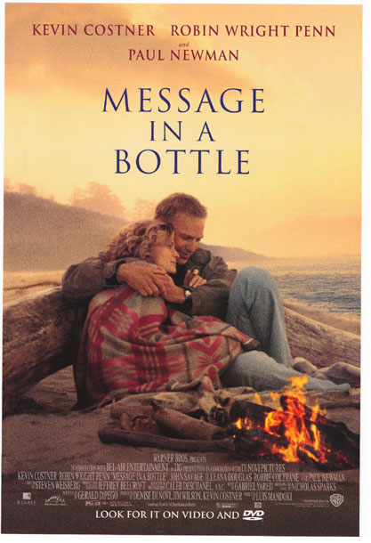 瓶中信 Message in a Bottle